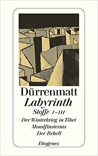 Friedrich Dürrenmatt Labyrinth Stoffe