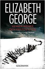 Elizabeth George Keiner werfe den ersten Stein