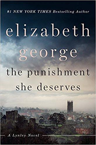 Elizabeth George The punishment she deserves