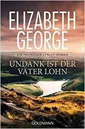 Elizabeth George Undank ist der Väter Lohn