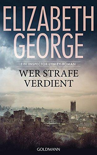 Elizabeth George Wer Strafe verdient