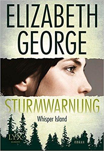 Elizabeth George Whisper Island Sturmwarnung