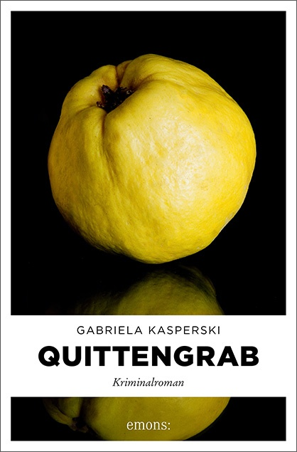 Gabriela Kasperski Quittengrab