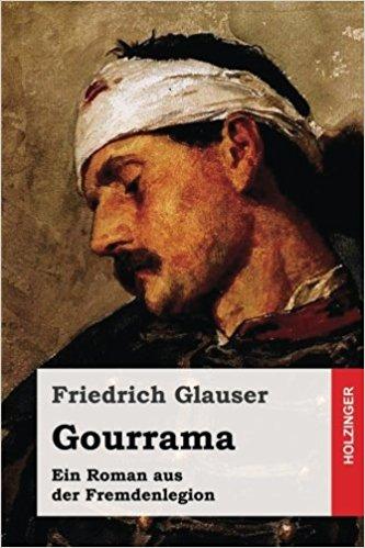 Friedrich Glauser Gourrama