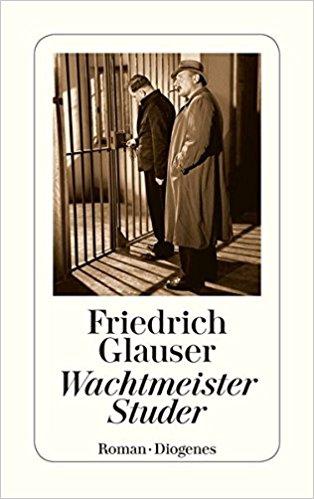 Friedrich Glauser Wachtmeister Studer