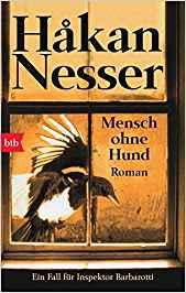 Hakan Nesser Gunnar Barbarotti Mensch ohne Hund