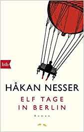Hakan Nesser Elf Tage in Berlin