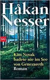 Hakan Nesser Kim Novak badete nie im See von Genezareth