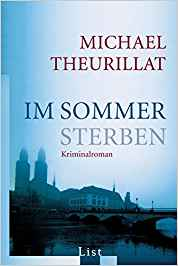 Michael Theurillat Im Sommer sterben