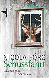 Nicola Förg Schussfahrt