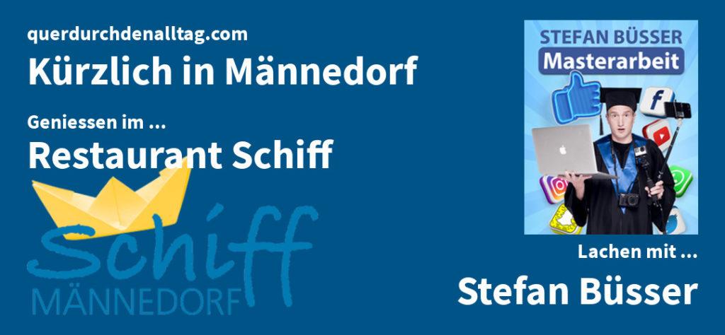 Restaurant Schiff Männedorf Stefan Büsser Masterarbeit