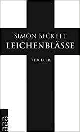 Simon Beckett Leichenblässe