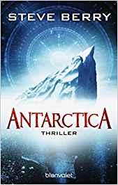 Steve Berry Antarctica