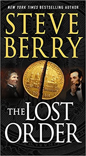 Steve Berry The lost order