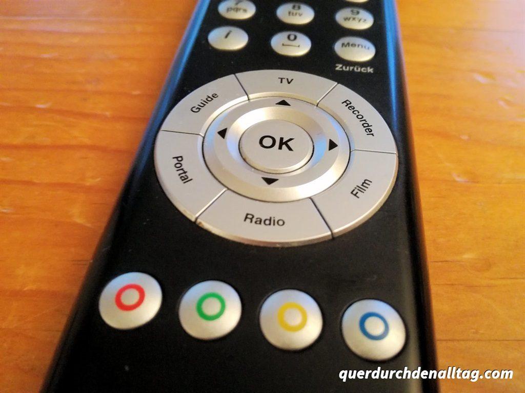 TV Elektronischer Programmguide EPG