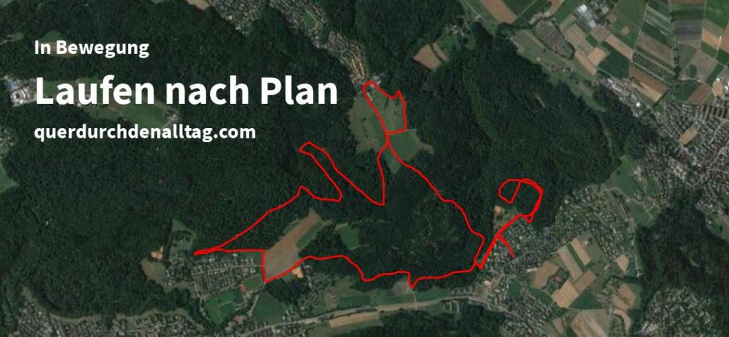 Bewegung Laufen Trainingsplan