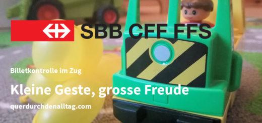 Billet Kontrolle SBB