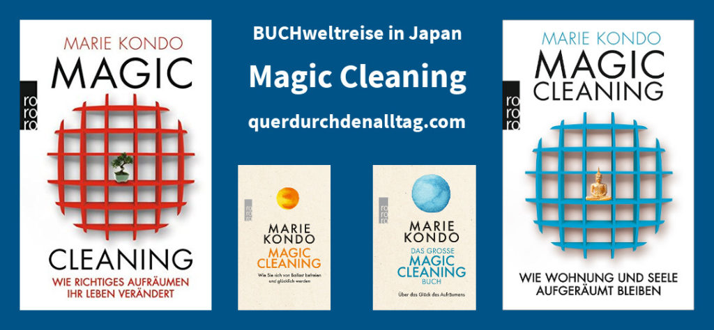 Kon Marie Magic Cleaning