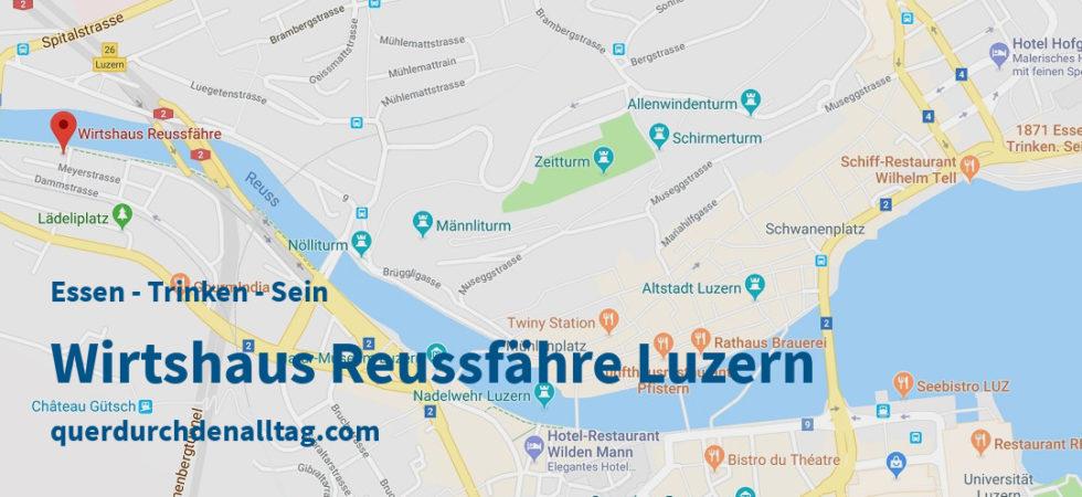 Wirtshaus Reussfähre Luzern