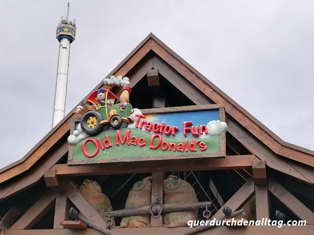 Europa-Park Tractor Fun