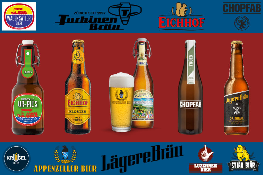 Schweiz Bier Kultur