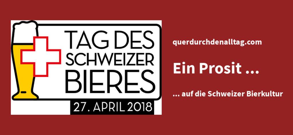Tag des Schweizer Bieres