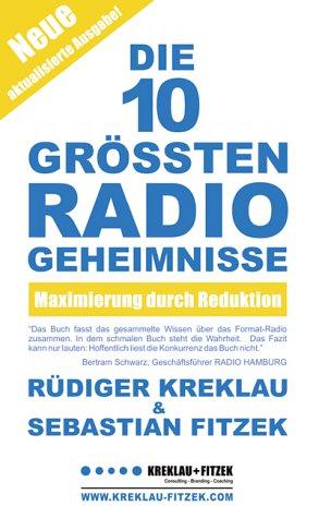 Sebastian Fitzek Die 10 grössten Radio Geheimnisse