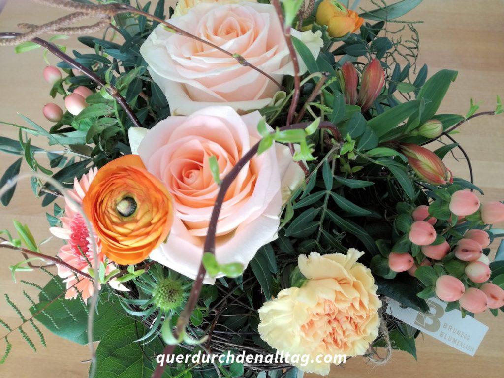 Stiftung Brunegg Hombrechtikon Blumen