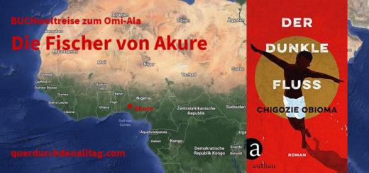Chigozie Obioma Der dunkle Fluss BUCHweltreise