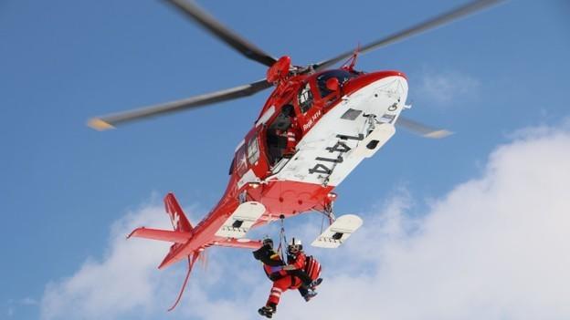 Wandern Rettungsflugwacht REGA