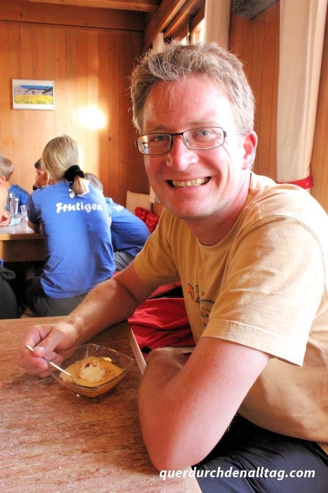 Bewegung Wandern Bärentrek Gspaltenhornhütte