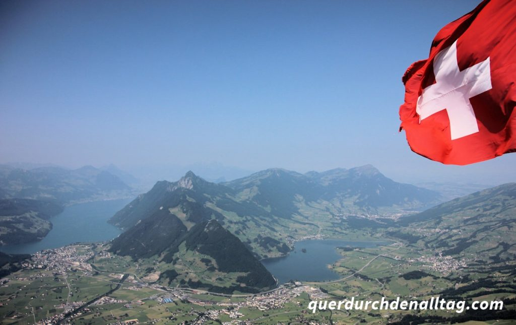 Wandern Schweiz Grosser Mythen