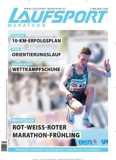 Bewegung Laufsport Marathon