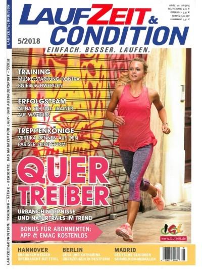 Bewegung Laufzeit & Condition