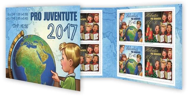 Pro Juventute Briefmarken