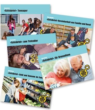 Pro Juventute Elternbriefe