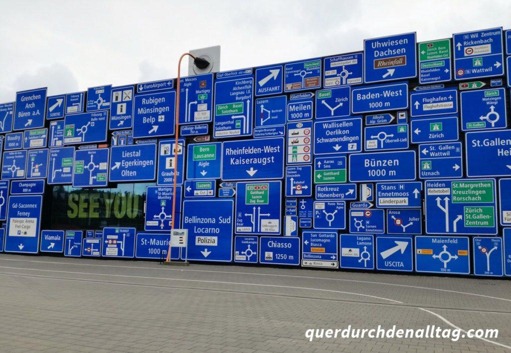 Verkehrshaus der Schweiz Luzern Strassenverkehr