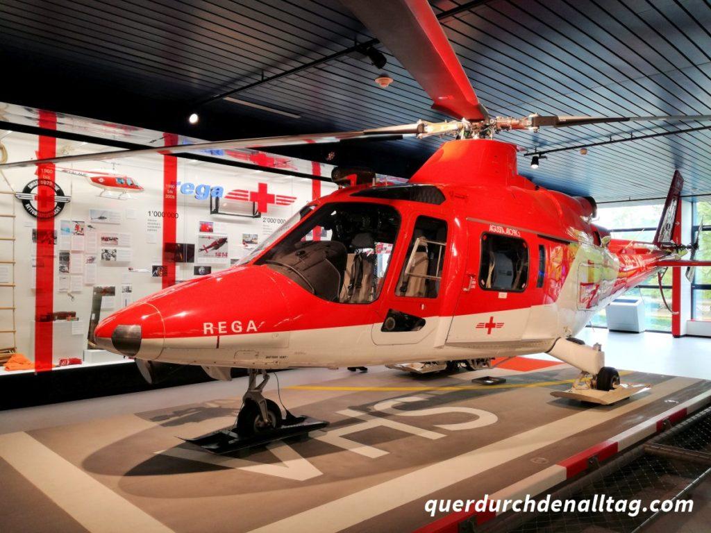 Verkehrshaus der Schweiz Luzern Luftfahrt