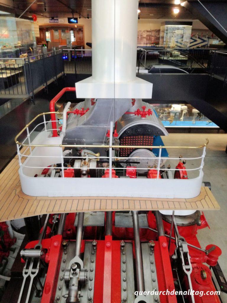 Verkehrshaus der Schweiz Luzern Schifffahrt