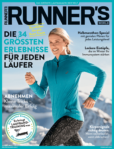 Bewegung Runners World