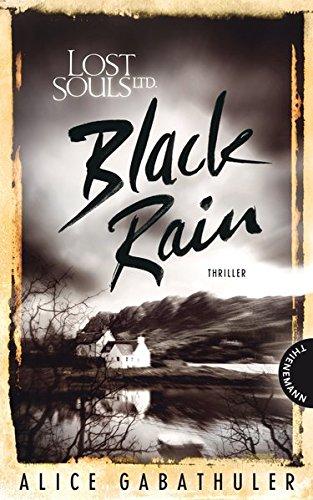 Alice Gabathuler Black Rain
