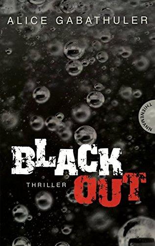 Alice Gabathuler Blackout