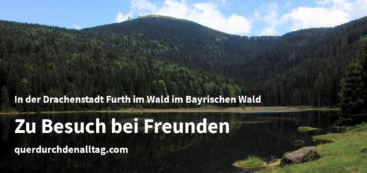 Bayrischer Wald Arbersee Furth im Wald