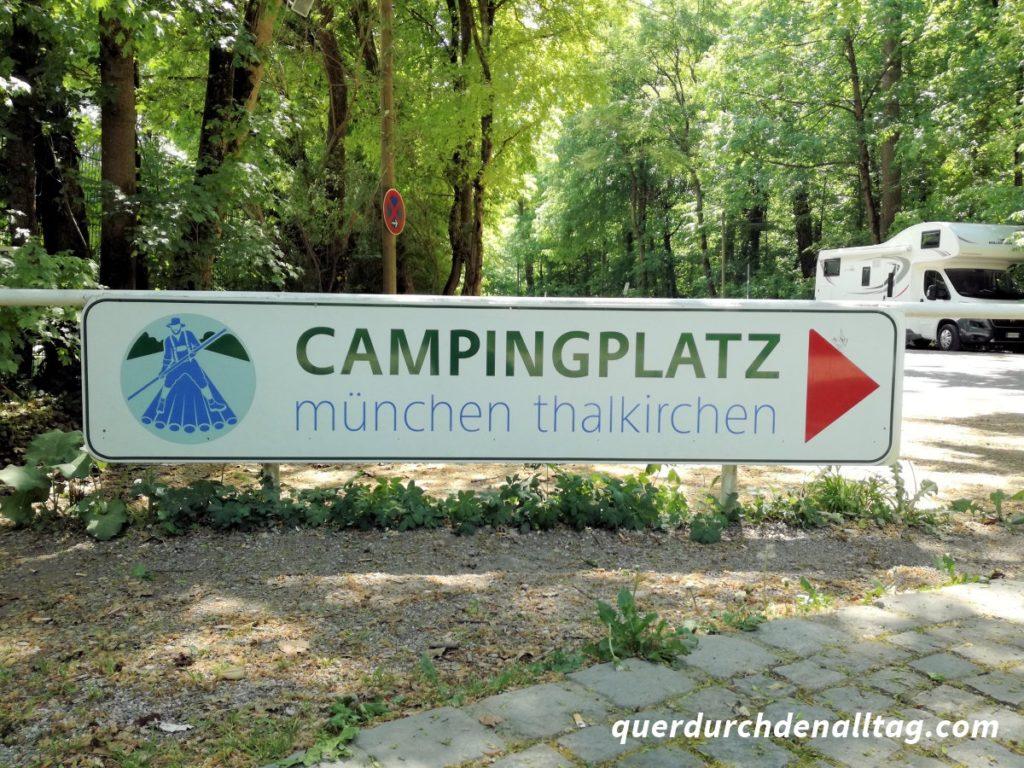 München Campingplatz Thalkirchen