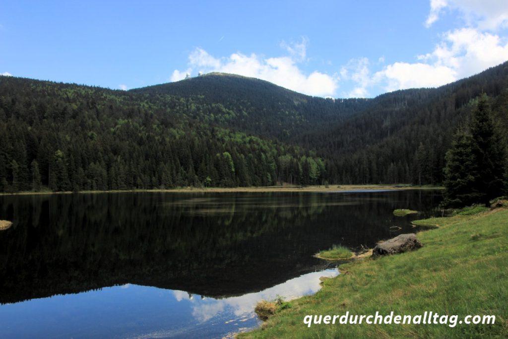 Bayrischer Wald Arber Arbersee