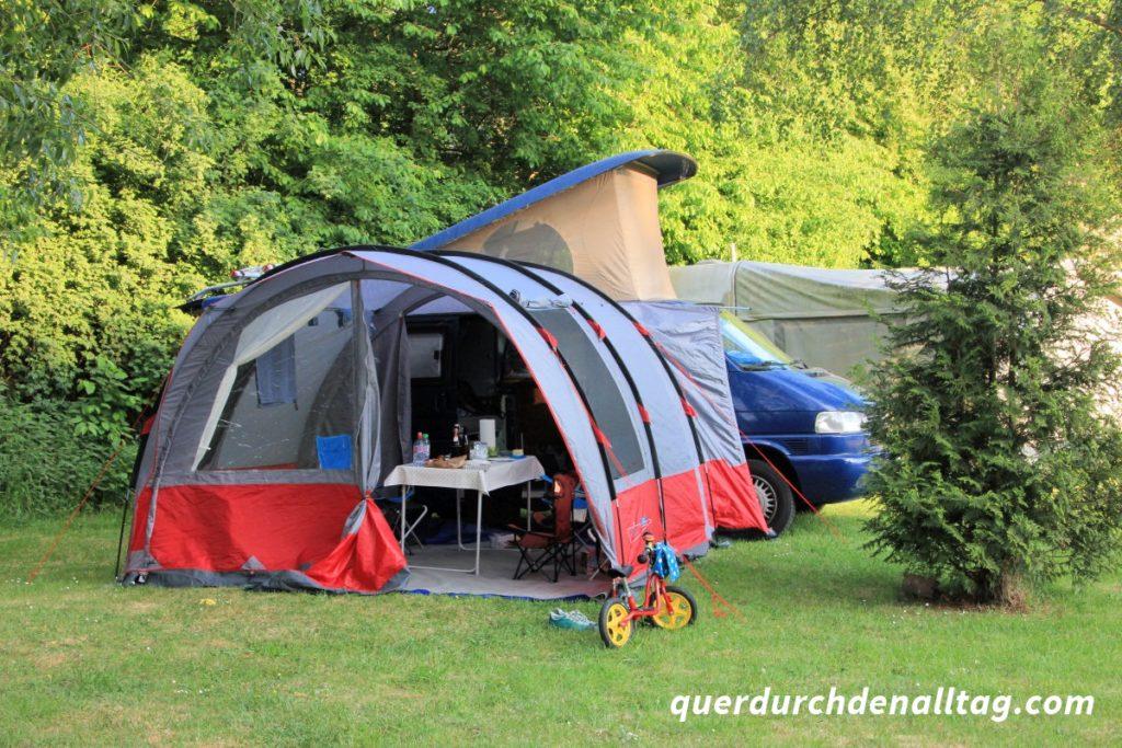 Bayrischer Wald Camping Einberg
