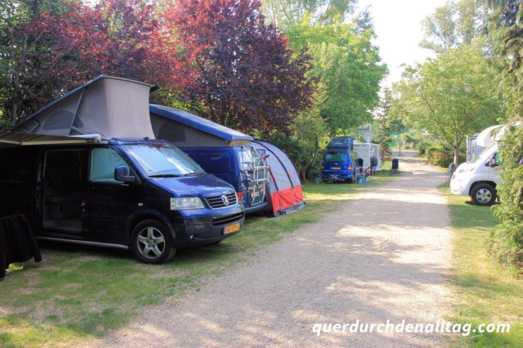 Prag Camp Dana Troja