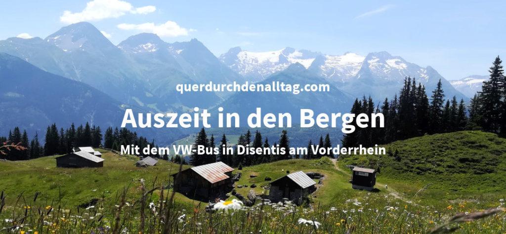 Disentis Graubünden Schweiz