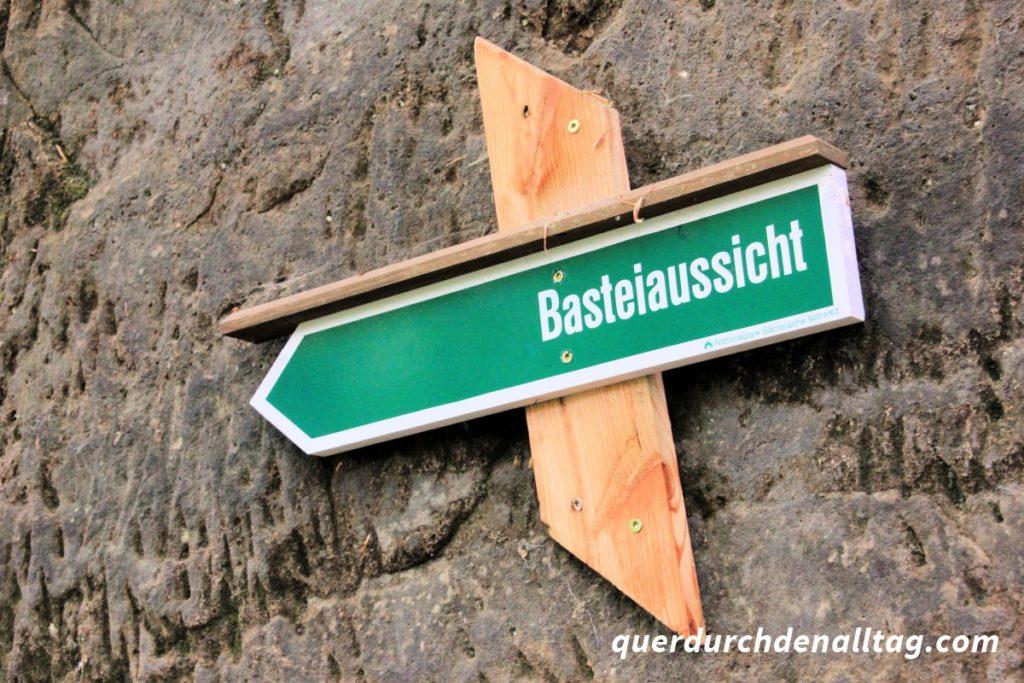 Sächsische Schweiz Bastei Sandsteingebirge