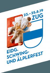 Eidgenössisches Schwing- und Älplerfest 2019 Zug